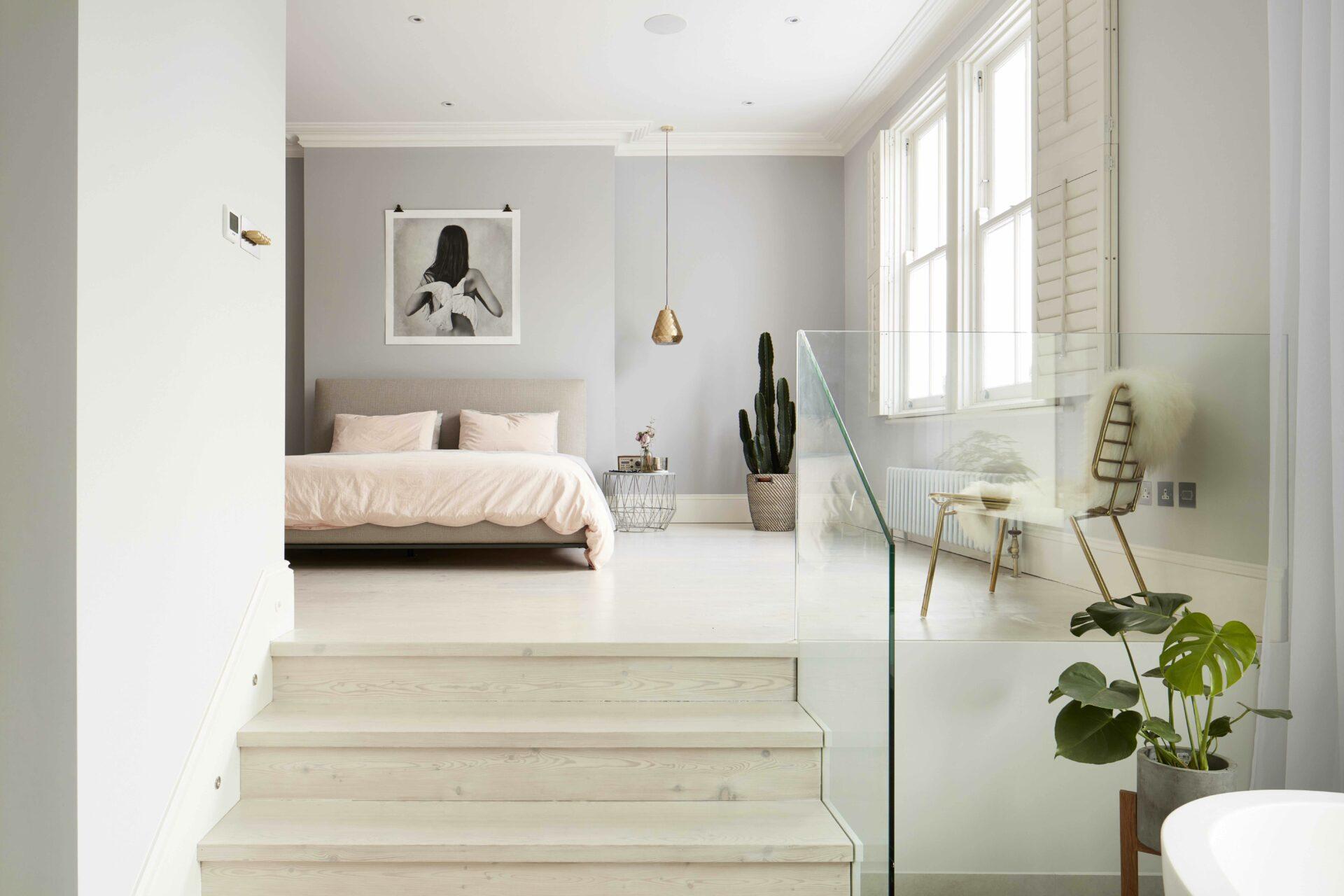bedroom trinity road london ade architecture